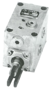 SL DF 8多功能阀,分配转阀 六位旋阀,双向液控单向阀 -江苏晨光液图片